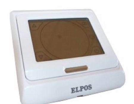 Touch screen termostat E91/TT16