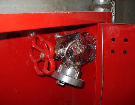 Grijanje ventila hidranta