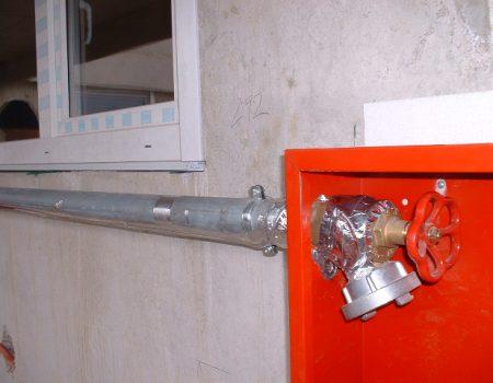 Grijanje hidranta