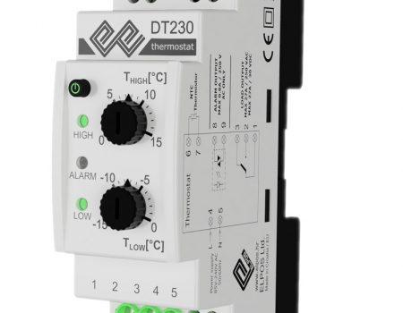 Elektronički termostat DT230