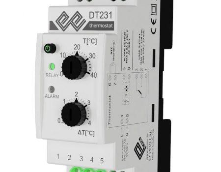 Elektronički termostat DT231
