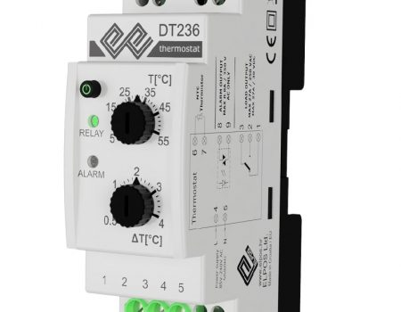Elektronički termostat DT236