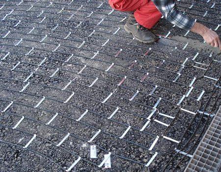 """Priprema grijaćih kabela i """"hladnih krajeva"""" za ugradnju u 2. sloj asfalta"""