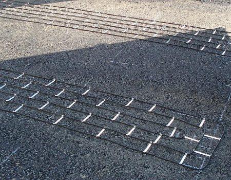Kolotrazi za ugradnju u asfalt