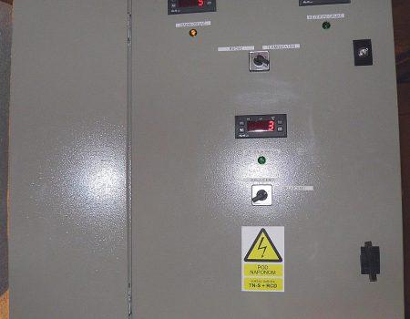 Vrata velikog razdjelnika za hladnjaču