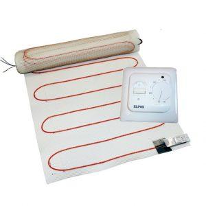 Tanka grijaća mreža TGMt + termostat RTC70/MT26