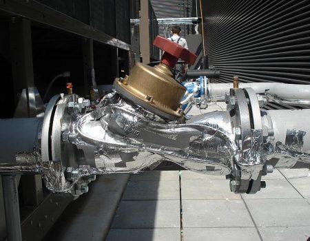 Grijanje ventila