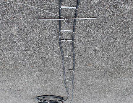Vertikala s dva grijaća traga